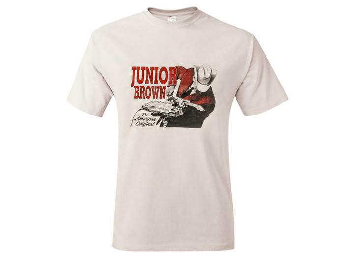 90419f66a5e Junior Brown T - Junior Brown